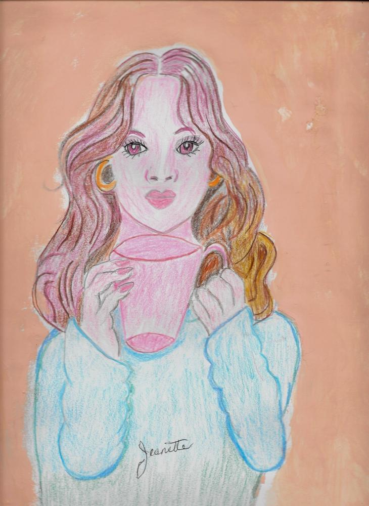 Brooke Shields by Jeanette